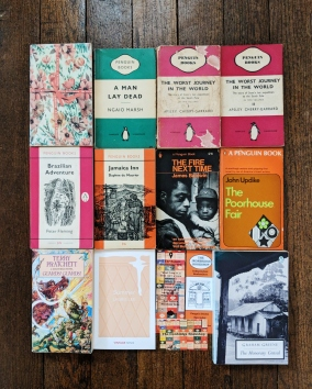 vintage book haul ironbridge bookshop