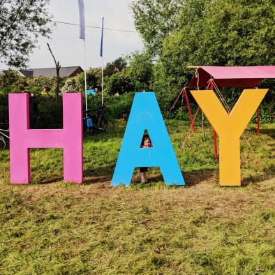 Hay Festival Letters