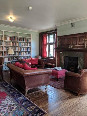 gladstones room gladstones library