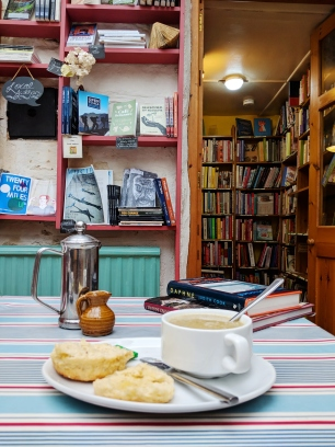 Cafe Scarthin Books
