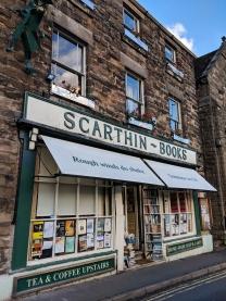 Scarthin Books Exterior